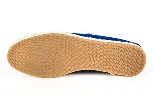 Global Herren Slipper Blau Gr. 41 Blau