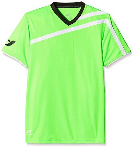 Pro Touch Kinder Kristopher T-Shirt, grün, Gr. 12 Jahre (Herstellergröße: 152cm) -