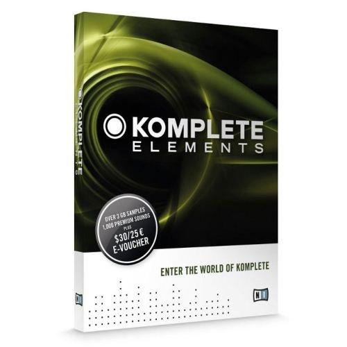 Native Instruments KOMPLETE Elements Mac/Win (Native Instruments Mixer)