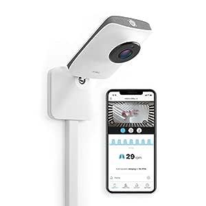 Kamera Halterung Universal BOIFUN 85cm Flexibler Baby Monitor Kamerahalter Blau Kompatibel mit den meisten Babyphones und Smartphones