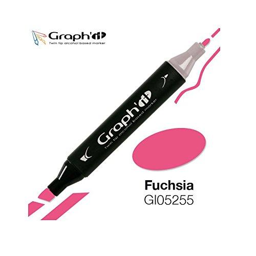 marqueur-a-alcool-graphit-5255-fuchsia