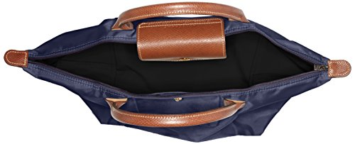 Longchamp - Le Pliage Medium, Borsa a mano Donna blu (navy)