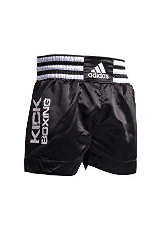 adidas SKB02 Kickboxhose XL nero - nero/bianco