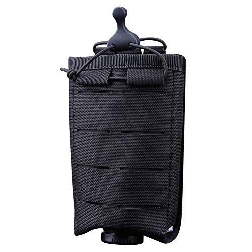 Huenco Tactical Bag mit Einstellbarer Anpassung, offen, MOLLE M4 / M16 Mag Pouch