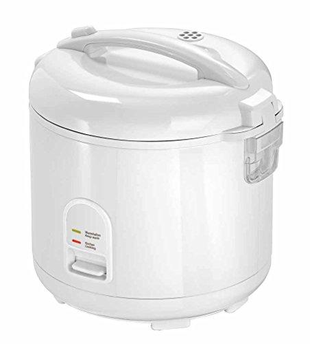 Bartscher Reiskocher 1,8 Liter für 2-10 Personen weiß - 150530