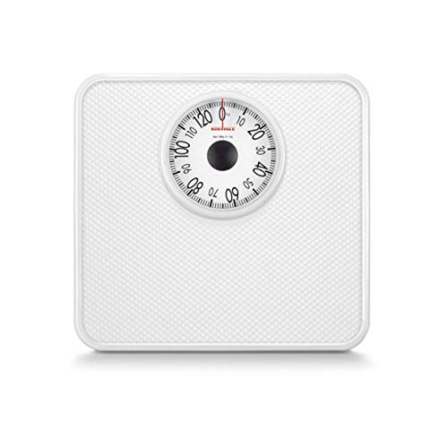 """412z658SRCL - Soehnle 61098 - Báscula de baño analógica""""Tempo"""", blanco"""