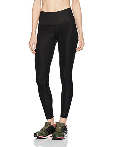 Fit-high Rise (adidas Damen Hose Ultimate Fit High-Rise lange Tights, Schwarz, M, AI3749)