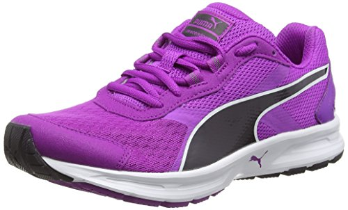 Puma Damen Descendant V3 Wn Laufschuhe Violett (purple cactus flower-periscope-white 08)