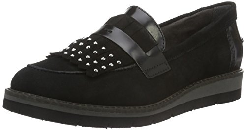 Tamaris Damen 24313 Slipper, Schwarz (Black 001), 39 EU