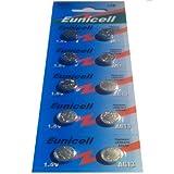 AG13 1 x Blister Card=10 pilas Eunicell por Alemania