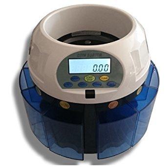 Geldzähler Speed Coin Sorter 8Schubladen - E-geld-sorter