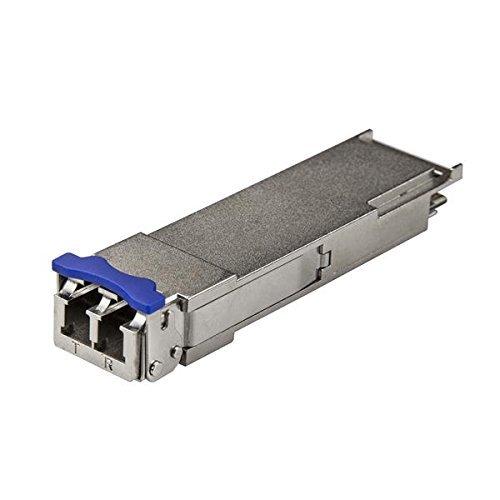 STARTECH.COM 40 Gigabit Fiber 40GBase-LR4 QSFP+ Transceiver Modul - Cisco QSFP-40G-LR4 kompatibel - SM LC - 10km - 1270 zu 1330nm -