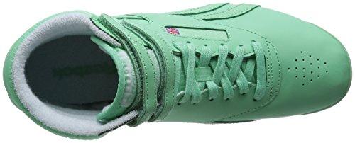 Reebok Freestyle Hi Spirit, Sneaker alta donna Turchese (turchese)