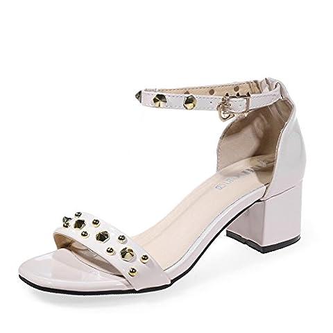 dgsa mode danse Chaussures ou sandales en irrégulier avec talons