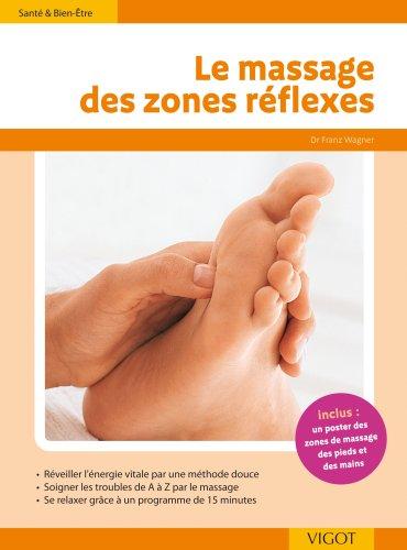 Le massage des zones de rflexes
