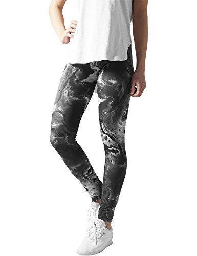 urban-classics-womens-ladies-smoked-marble-leggings-multicoloured-mehrfarbig-blk-wht-50-l