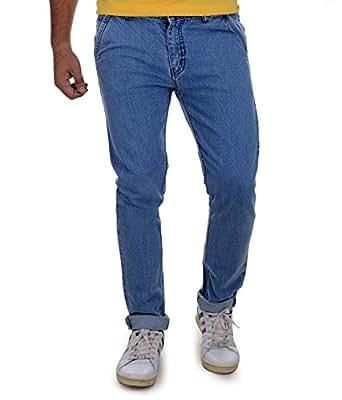 Ben Martin Men's Relaxed Fit Jeans (BMW-JJ9-LB-P2-28)