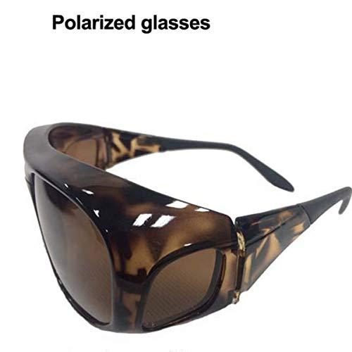 48b633e458 Aventik - Gafas de Sol polarizadas para Pesca y Deportes al Aire Libre, para  Hombres