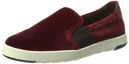Aerosoles Damen Board Ship veludo Slipper, Rot (Berry), 39.5 EU (Leder Aerosoles)
