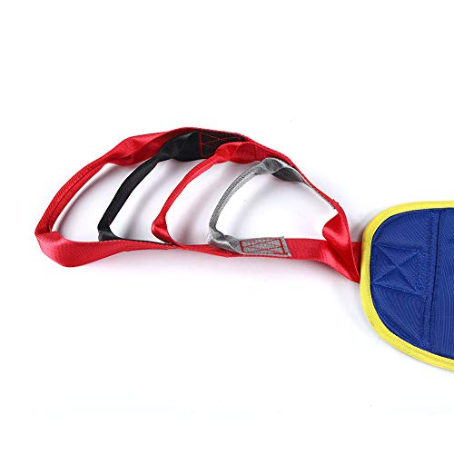 412zGGcXzLL - Lifting Sling Full Body Paralizado Transferencia De Pacientes Elevación De Cinturón Elevación Doméstica Elevación Sling Drive Rehabilitación Ajustable Tira De Movimiento Anciano