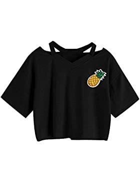 Damark(TM) Camiseta - Para Mujer