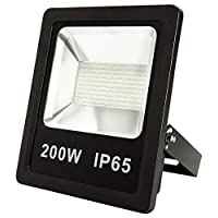 200w Slim Led Smd Flood Light - White