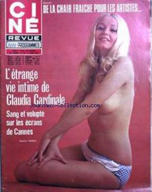 Cine Tele Revue 1972 - CINE TELE REVUE [No 22] du