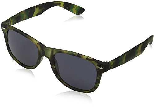 MSTRDS Unisex Likoma Sonnenbrille, Mehrfarbig (camo 4183), One size