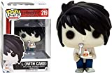 Figura Pop! Death Note L with Cake