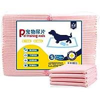 Adiestramiento de mascotas Almohadillas Pee Ultra Estéreo Agua Estructura cómoda y transpirable Protección de 6 capas Desodorante a prueba de fugas Pañales para perros, para perros pequeños y medianos