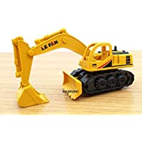 PLUSPOINT Exclusive Construction Series Set of Construction Vehicles (Buldozer)