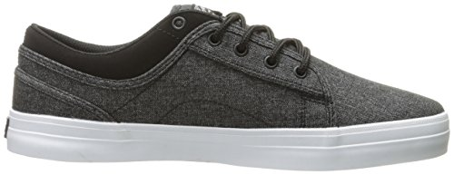 DVS Shoes Aversa, Baskets Homme, Noir, 47 EU Noir (Black Chambray)