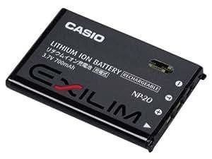 Casio Batteria Al Litio Per Exilim Np-20