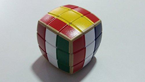 Aquamarine Games - Cubo v-cube banderas 3x3 (2528)