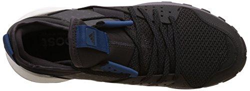 adidas Response Tr M, Scarpe da Trail Running Uomo Nero (Core Black/utility Black/core Blue)