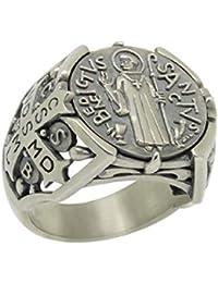 23b0820328fc5 Men's Rings: Amazon.co.uk