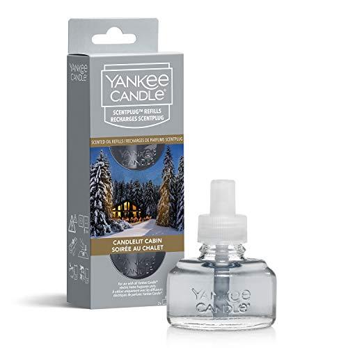 Yankee Candle ScentPlug-Nachfüllpackung, Candlelit Cabin, Alpine Christmas