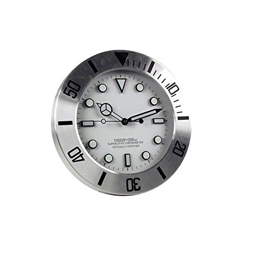 Orologio metallo 35 cm