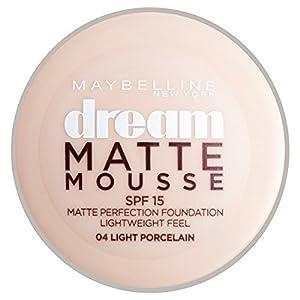 Maybelline Dream Matte Mousse Foundation Light Porcelain