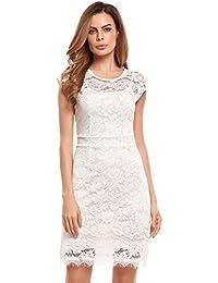 FürEtui Weiß Kleid Suchergebnis DamenBekleidung Auf 0O8knwP