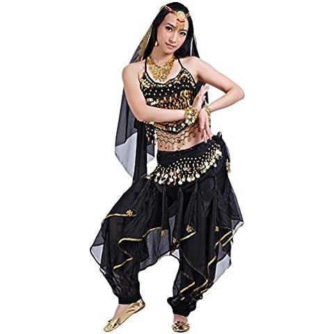 YiJee Halloween Costume da Donna per Danza del Ventre 5