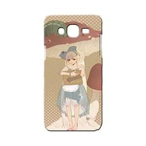 BLUEDIO Designer 3D Printed Back case cover for Samsung Galaxy E7 - G3259