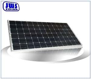 solarpanel solarmodul 24 volt 190watt solarzelle amazon. Black Bedroom Furniture Sets. Home Design Ideas