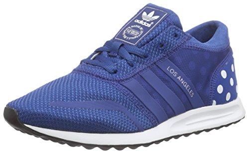 adidas OriginalsLos Angeles - scarpe da ginnastica Donna , blu (Blau (Dark Marine/Dark Marine/FTWR White)), 40 EU