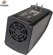 Mini House Stove Electric Heater Hand Warmer Plug-In 350 W Wall Heater Bar Kitchen Hotel Bathroom Traveling