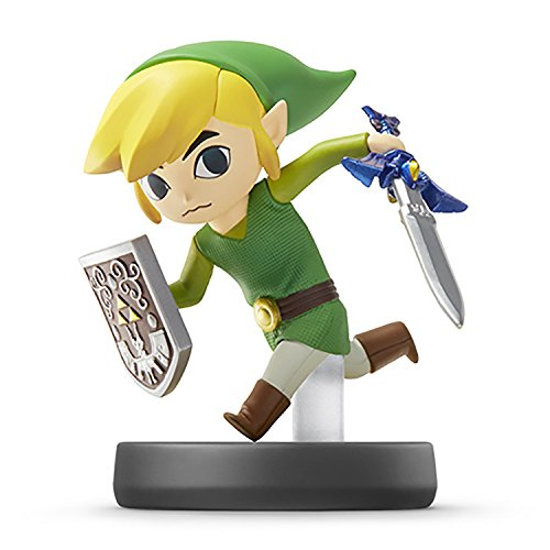 Amiibo Toon Link - Super Smash Bros. series Ver. [Wii U]Amiibo Toon...