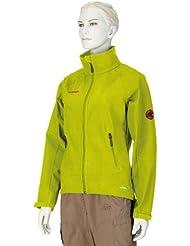 Mammut Damen Softshelljacke Triglav Jacket Kiwi Jacke