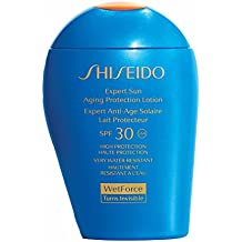 SHISEIDO EXPERT SUN AGING PROTECTION LOTION PLUS SPF30 + WETFORCE 100 ML