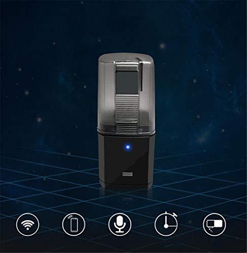CASEY-L Aquarium Feeder, WiFi Fernbedienung Intelligente Steuerung Fütterung Fischer Maschine Automatische Vorrichtung Aquarium Koi Goldfish Timing -