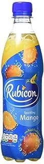 Rubicon Sparkling Mango Juice Drink Bottles, 500ml - Pack of 12 (B01LTIBN5C) | Amazon price tracker / tracking, Amazon price history charts, Amazon price watches, Amazon price drop alerts